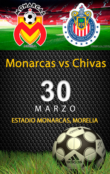 Monarcas vs Chivas