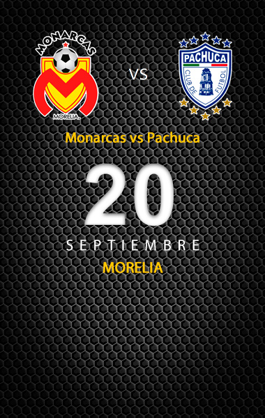 Monarcas vs Pachuca