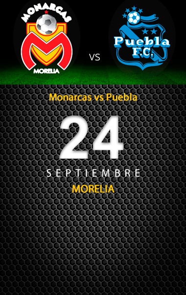 Monarcas vs Puebla